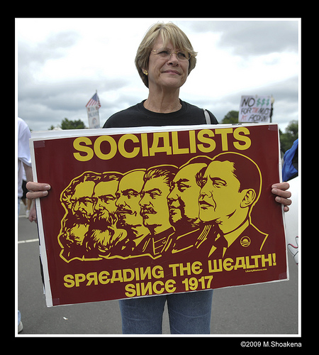 Tea Party möte Washington D.C.