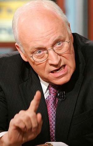 Dick Cheney vicepresident
