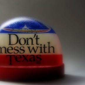 Ny läroplan blir ideologi i Texas.