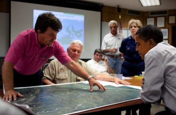 Obama Deepwater Horizon
