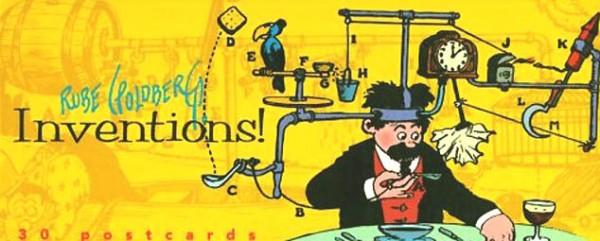 Rube Goldberg uppfinningar