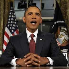 Obama och Irak: Att vända blad med händerna i kors.