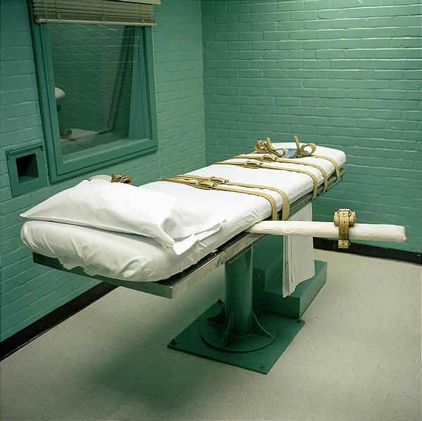 Texas Death Chamber