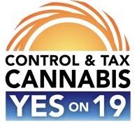 """Marijuana i Kalifornien: """"Inte längre om, utan när""""."""