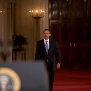 Löftet och nejsägarna: Obama och republikanerna från dag ett.