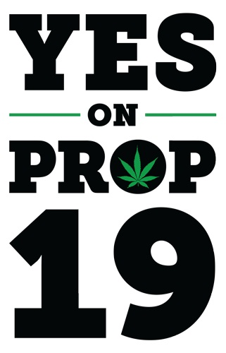 Yes on Prop 19