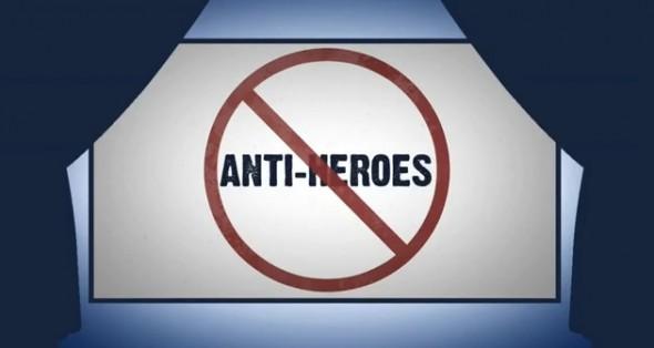 inga antihjältar