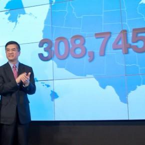 Ny folkräkning i USA påverkar presidentvalet 2012.