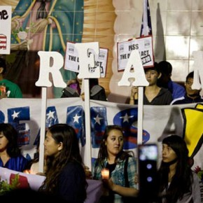 """DREAM"" blir inte lag: ingen immigrationsreform inom snar framtid."
