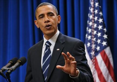 Barack Obama Presskonferens