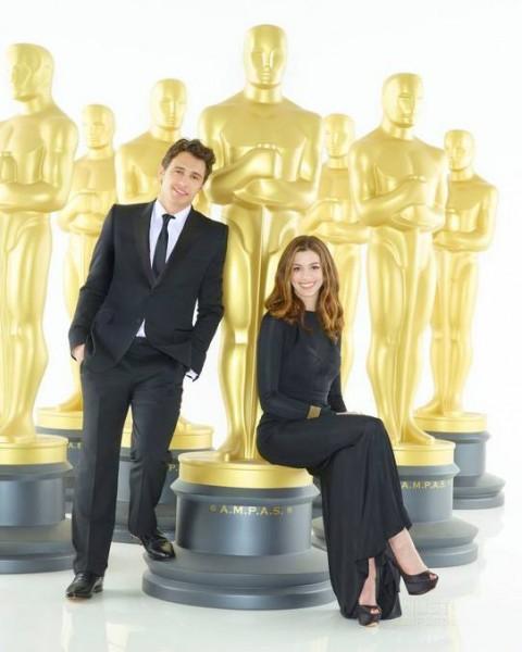 Värdarna Oscarsgalan 2011