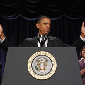 """Obama berättar om sin kristna tro: """"Jag ber en hel del dessa dagar""""."""