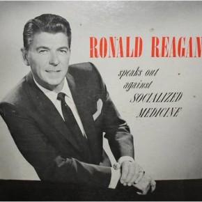 Ronald Reagan 100 år: Alla älskar reagan (lite för mycket).