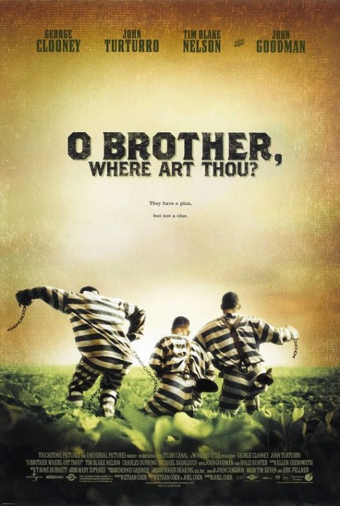 O Brother Where Art Thou? Filmaffisch