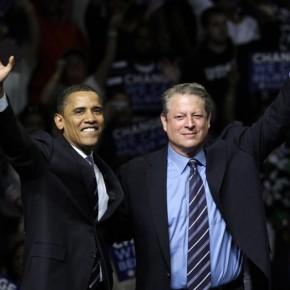 Al Gore skriver om demokratins problem i USA och kritiserar Obama.