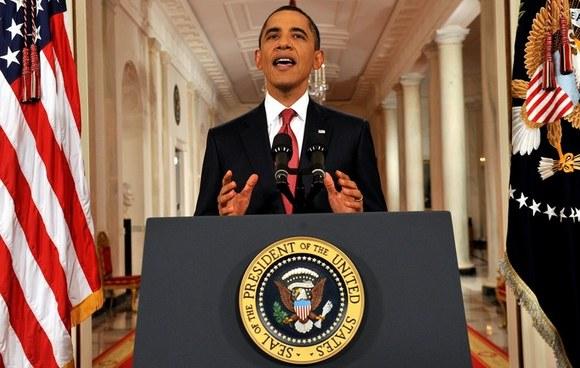Obama om lånetaket