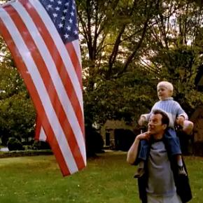 Stephen Colbert annonserar i presidentvalskampen.