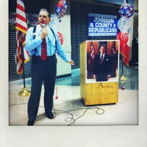 Tim Pawlenty blir första kandidat som tar farväl till presidentvalet 2012.