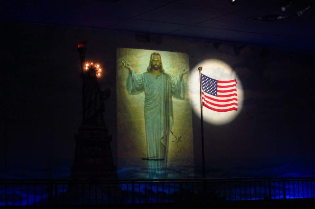 Religion pch politik i USA