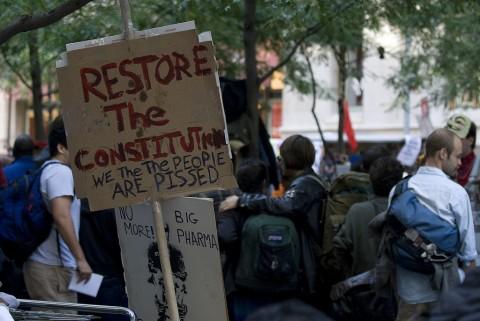 Wall Street ockuperas