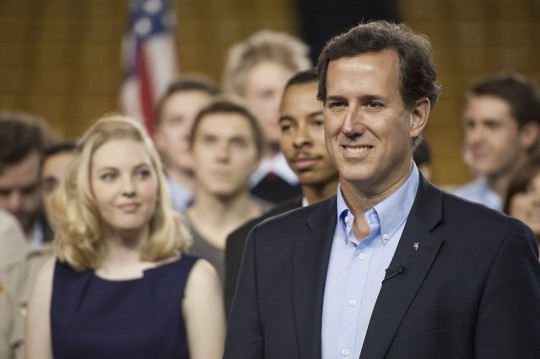 Republikanen Rick Santorum